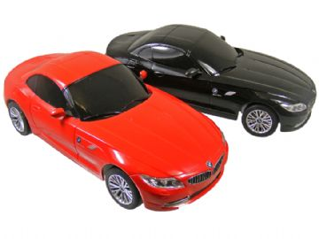 Radio Control BMW Z4 Coupe 1:24 Scale Official RC Model Car